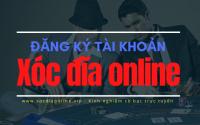 Đăng ký tài khoản xóc đĩa online LVS788